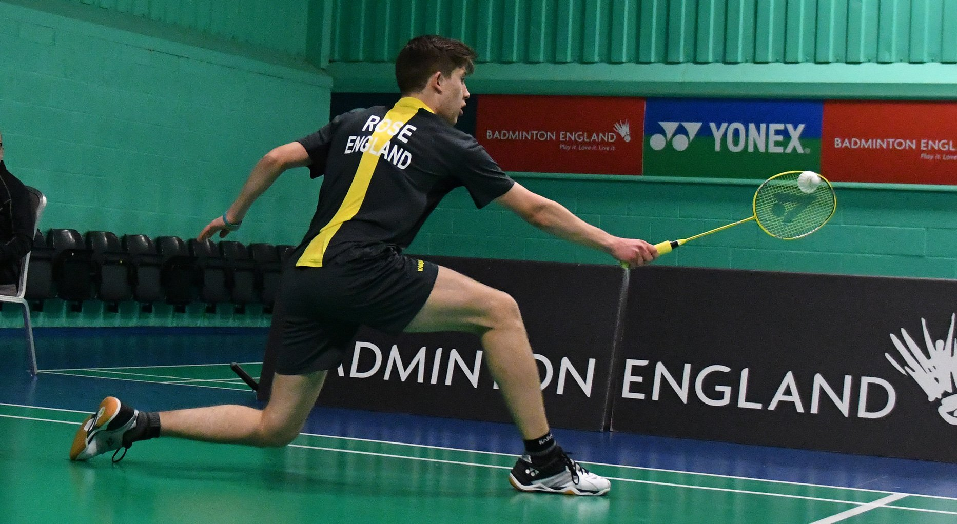 Ethan Rose, top England junior badminton star makes BWF history by securing top eight junior world ranking.