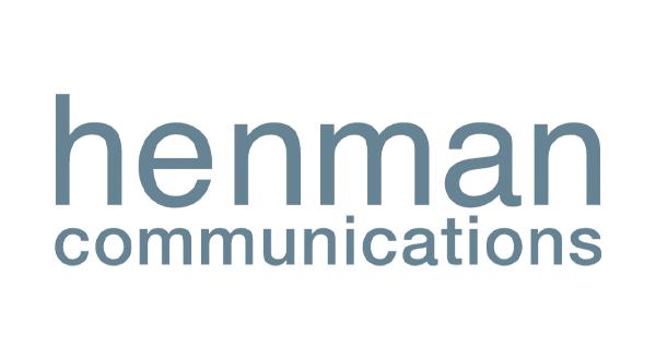 Henman Communications Logo